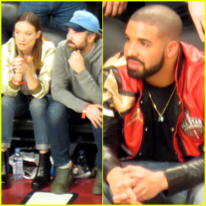 Drake Takes His Favorite Teacher as Date to NBA All Star Game 2016