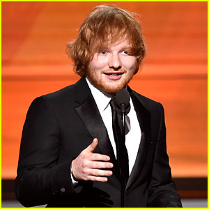 Ed Sheeran Wins Grammys' Song of the Year for 'Thinking Out Loud'