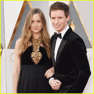 Eddie Redmayne Brings Pregnant Wife Hannah to Oscars 2016