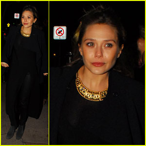 Elizabeth Olsen to Star in New Movie Alongside 'Avengers' Co-Star Jeremy Renner