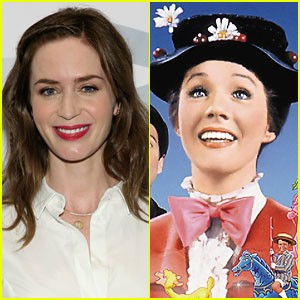 Emily Blunt in Talks to Star in Disney's 'Mary Poppins' Sequel!