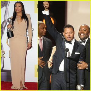 'Empire' Cast Wins Big at the NAACP Image Awards 2016