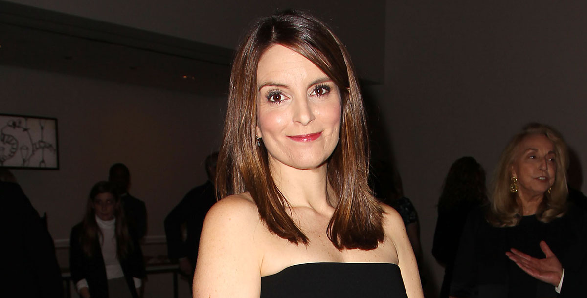 Tina Fey Screens 'Whiskey Tango Foxtrot' with the Help of Famous TV Journalists!