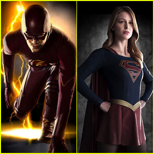 CBS Announces Crossover Episode For 'Supergirl' & 'The Flash'