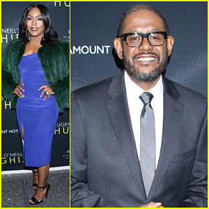 Forest Whitaker Makes Broadway Debut At 'Hughie' Opening Night!