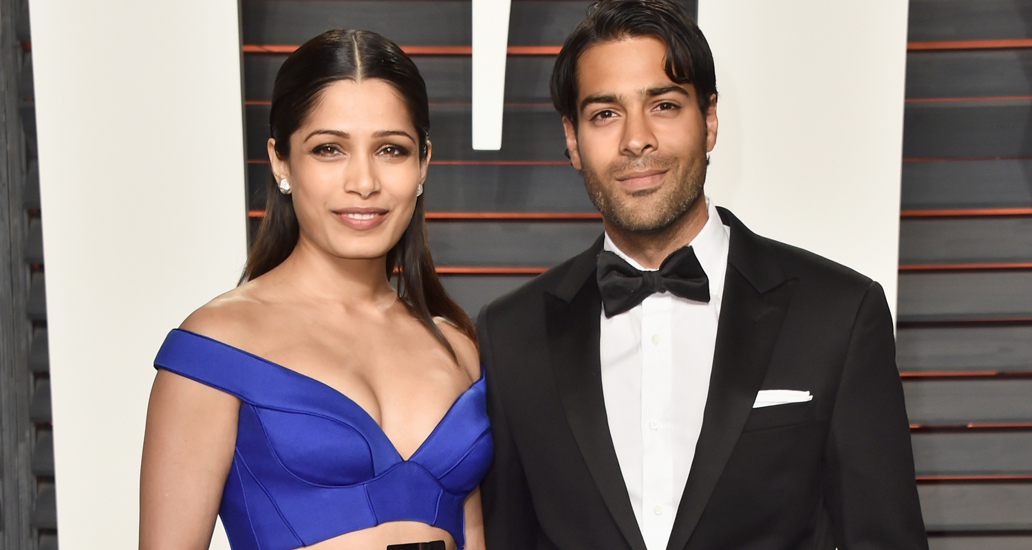 After break up from Dev Patel, Freida Pinto & boyfriend ... Freida Pinto Boyfriend