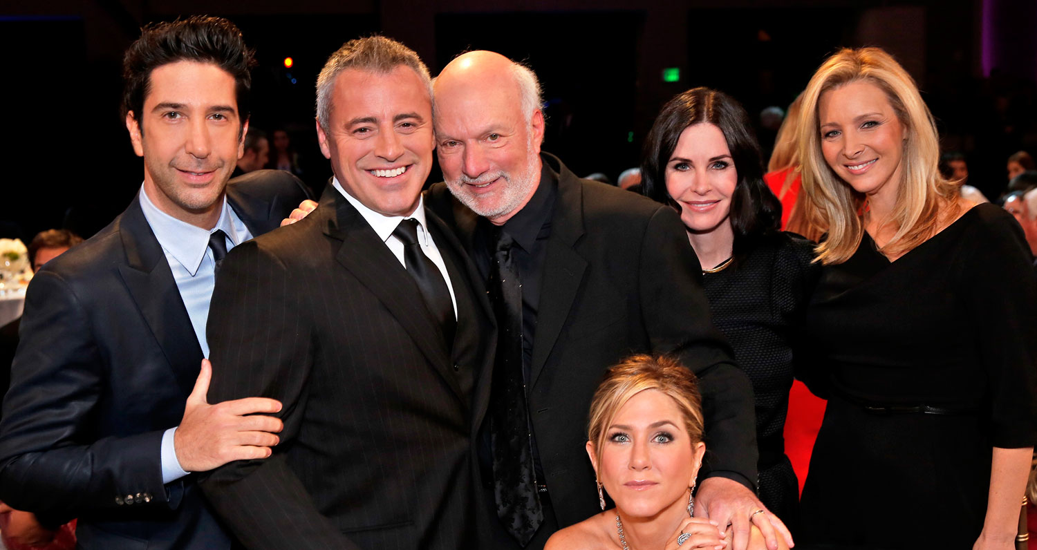 Friends Cast Reunion 2012 | www.pixshark.com - Images ...