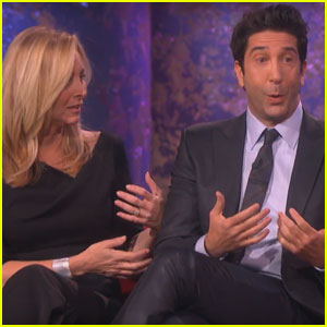 Watch the 'Friends' Cast Reunite in First Look at NBC Special!