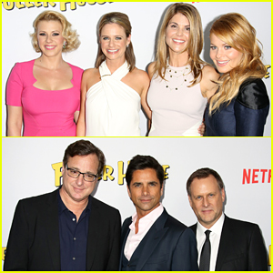 'Fuller House' Cast Has Heart-to-Heart with 'Donald Trump' - Watch Here!