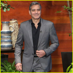 George Clooney Says His Proposal to Amal Took 25 Minutes