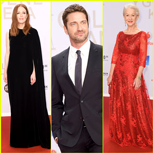 Gerard Butler & Julianne Moore Win International Acting Honors at Goldene Kamera Awards 2016