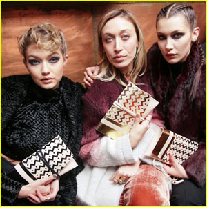 Gigi & Bella Hadid Support Sister Alana at 'Lou & Grey' Launch