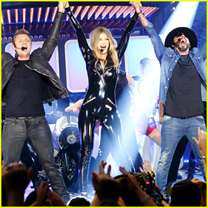 Gigi Hadid's Full 'Lip Sync Battle' Performance with Backstreet Boys - WATCH NOW!