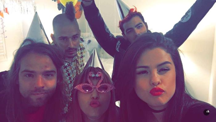 Banda DNCE abrirá vários shows da Revival Tour de Selena Gomez