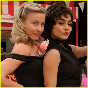 'Grease: Live' EP Talks Vanessa Hudgens' Decision to Perform After Her Father's Death