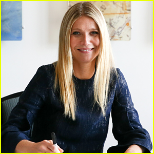Gwyneth Paltrow Signs Copies of Her Cook Book in Nashville!