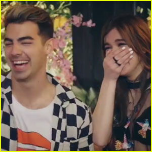 Hailee Steinfeld & DNCE Share 'Rock Bottom' Video Preview!