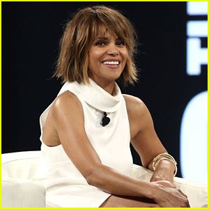 Halle Berry Is Back in Los Angeles After Vacationing with ...