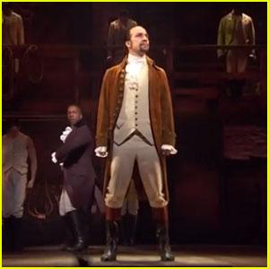 'Hamilton' Cast Performs 'Alexander Hamilton' at Grammys 2016