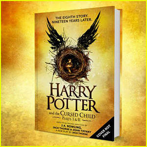 New 'Harry Potter' Book 'Cursed Child' Coming This Summer!