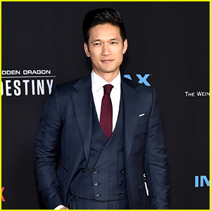 Harry Shum Jr. Suits Up For 'Crouching Tiger, Hidden Dragon: Sword of Destiny' Premiere