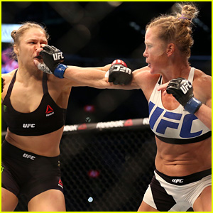 Holly Holm Responds to Ronda Rousey's Suicide Comments
