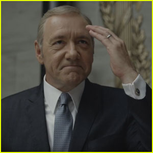 Watch the Intense Trailer for 'House of Cards' Season Four!