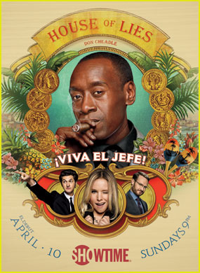 'House of Lies' Season Five Gets New Poster & Trailer!