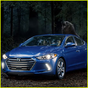 Hyundai Super Bowl Commercial 2016 Bear Chase Scene Video
