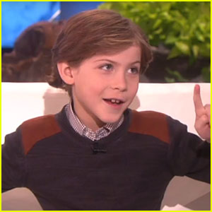 Jacob Tremblay Dances with Ellen DeGeneres & It's Adorable!