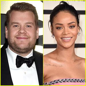 James Corden Explains Rihanna's Canceled Grammys 2016 Performance