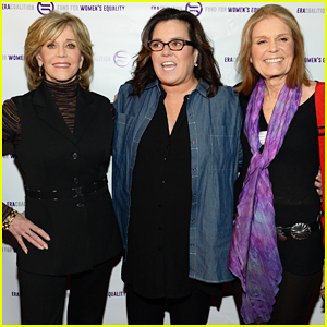 Jane Fonda Calls Out Donald Trump: 'Dangerous Man'