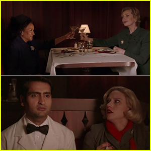 Wanda Sykes & Jane Lynch Team Up for 'Carol' Parody at Spirit Awards 2016 - WATCH NOW!