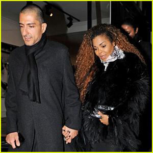 Janet Jackson & Husband Wissam Al Mana Make Rare Appearance Out Together