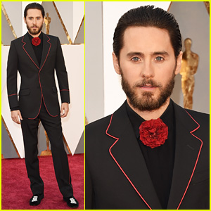 Jared Leto Reflects on His Own Oscars Win at Academy Awards 2016