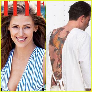 Jennifer Garner Reveals Thoughts on Ben Affleck's Back Tattoo