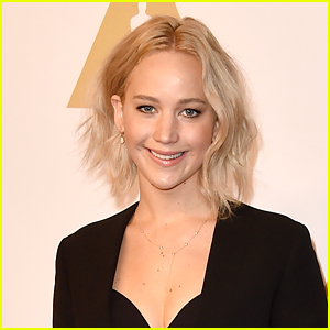 Jennifer Lawrence Just Donated $2 Million to a Children's Hospital