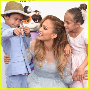Jennifer Lopez Celebrates Her Twins' Eighth Birthday!