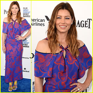 Jessica Biel Steps Out at Independent Spirit Awards 2016!