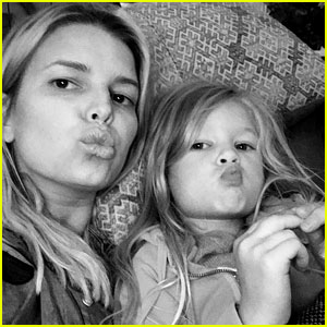Jessica Simpson Shares Adorable New Pics of Her Kids!