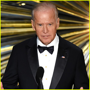 Vice President Joe Biden Introduces Lady Gaga at Oscars 2016 (Video)