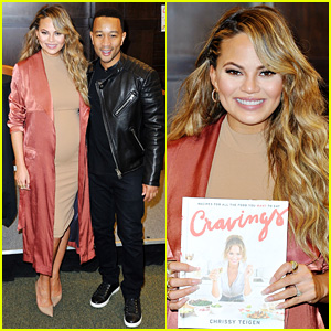Chrissy Teigen & John Legend Chose a Daughter During IVF: 'I Picked the Girl From Her Little Embryo'