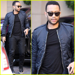 John Legend Is Producing a Solo Off-Broadway Show