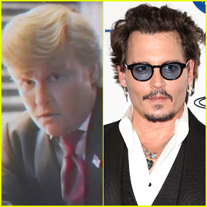 Johnny Depp Plays Donald Trump in Funny or Die's Movie 'Art of the Deal' - Watch Now!