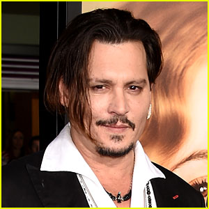 Johnny Depp to Star in 'The Invisible Man' Movie!