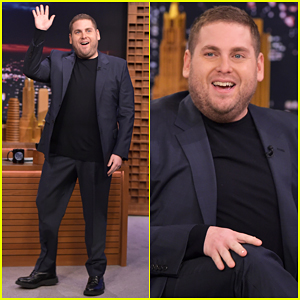 Jonah Hill Was So Moved By Adele's 'Hello' Performance He Twisted J.J. Abrams' Nipples!