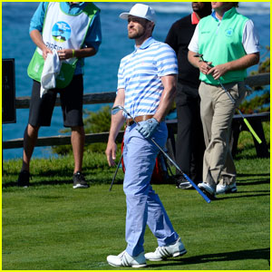 Watch Justin Timberlake Do 'The Carlton Dance' With Alfonso Ribeiro on The Golf Course!