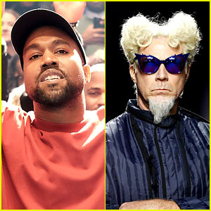 Kanye West Praises Will Ferrell's Work in 'Zoolander 2'