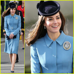 Kate Middleton Says Prince George is 'Obsessed' With Planes