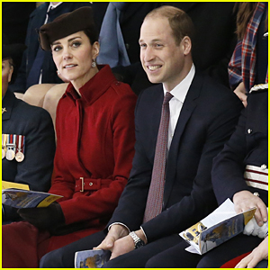 Kate Middleton & Prince William Return To Anglesey For RAF Search & Rescue Force Disbandment Parade!